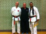 steve baj and hanshi